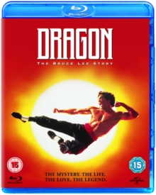 Dragon - The Bruce Lee Story, Blu-ray BluRay