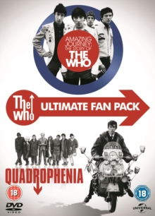Amazing Journey: The Story of The Who/Quadrophenia, DVD  DVD