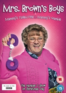 Mrs Brown's Boys: Mammy's Tickled Pink/Mammy's Gamble, DVD  DVD
