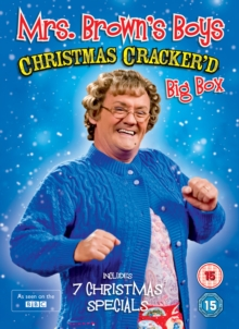 Mrs Brown's Boys: Christmas Cracker'd, DVD  DVD