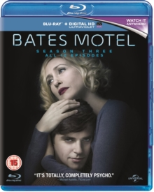Bates Motel: Season 3, Blu-ray  BluRay
