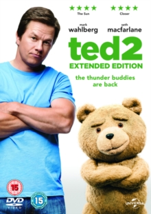 Ted 2 - Extended Edition, DVD  DVD
