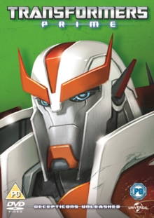 Transformers - Prime: Season One - Decepticons Unleashed, DVD  DVD