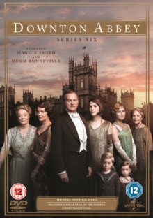 Downton Abbey: Series 6, DVD  DVD