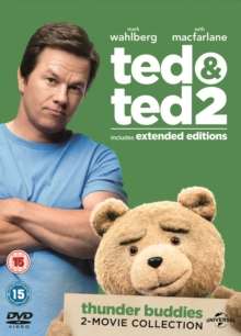 Ted/Ted 2, DVD  DVD