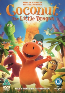 Coconut the Little Dragon, DVD  DVD