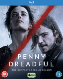 Penny Dreadful: The Complete Second Season, Blu-ray  BluRay
