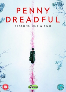 Penny Dreadful: Seasons One and Two, DVD  DVD
