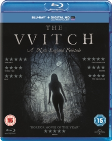 The Witch, Blu-ray BluRay