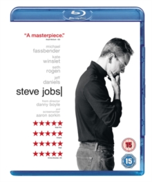 Steve Jobs, Blu-ray BluRay
