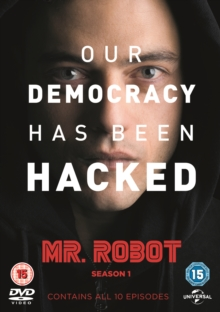 Mr. Robot: Season 1, DVD DVD