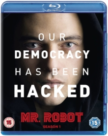 Mr. Robot: Season 1, Blu-ray BluRay