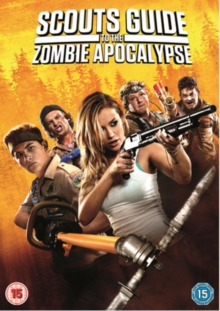 Scouts Guide to the Zombie Apocalypse, DVD DVD
