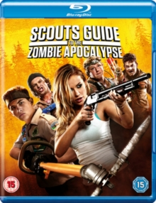 Scouts Guide to the Zombie Apocalypse, Blu-ray BluRay