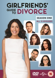 Girlfriends' Guide to Divorce: Season 1, DVD DVD