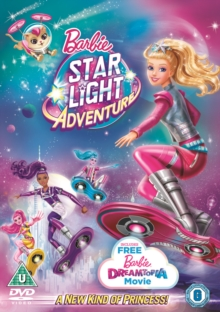 Barbie: Star Light Adventure, DVD DVD
