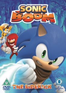 Sonic Boom: Volume 1 - The Sidekick, DVD DVD