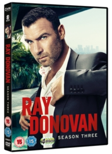 Ray Donovan: Season Three, DVD DVD