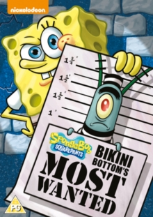SpongeBob Squarepants: Bikini Bottom's Most Wanted, DVD DVD