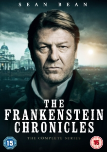 The Frankenstein Chronicles, DVD DVD