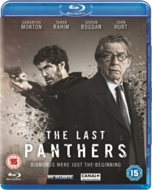 The Last Panthers, Blu-ray BluRay