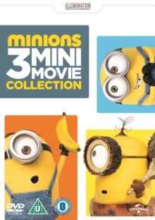 Minion Mini Movies, DVD DVD