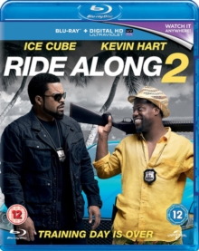 Ride Along 2, Blu-ray BluRay