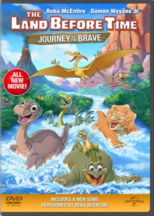 The Land Before Time 14 - Journey of the Brave, DVD DVD