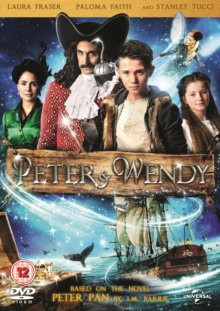 Peter & Wendy, DVD DVD