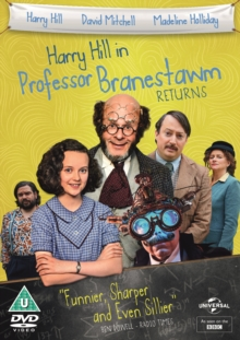 Professor Branestawm Returns, DVD DVD