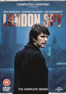 London Spy, DVD DVD