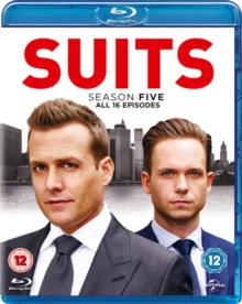 Suits: Season 5, Blu-ray BluRay