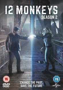 12 Monkeys: Season 2, DVD DVD