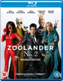 Zoolander No. 2, Blu-ray BluRay