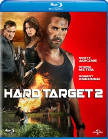 Hard Target 2, Blu-ray BluRay