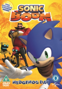 Sonic Boom: Volume 2 - Hedgehog Day, DVD DVD