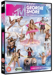 Geordie Shore: The Complete Eleventh Series, DVD DVD