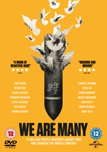 We Are Many, DVD DVD