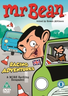 Mr Bean - The Animated Adventures: Volume 9, DVD DVD