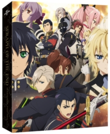 Seraph of the End: Season 1 - Part 2, Blu-ray BluRay