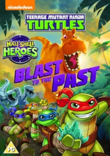 Half-shell Heroes: Blast to the Past, DVD DVD