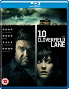 10 Cloverfield Lane, Blu-ray BluRay