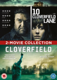 Cloverfield/10 Cloverfield Lane, DVD DVD