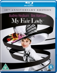 My Fair Lady, Blu-ray BluRay