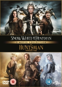 Snow White and the Huntsman/The Huntsman - Winter's War, DVD DVD
