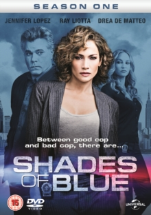 Shades of Blue: Season 1, DVD DVD