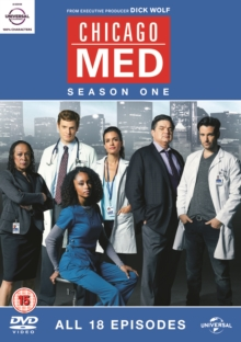 Chicago Med: Season One, DVD DVD