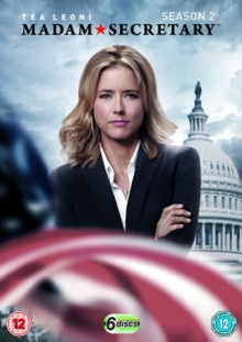 Madam Secretary: Season 2, DVD DVD