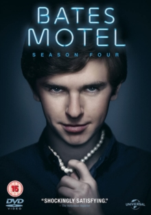 Bates Motel: Season 4, Blu-ray BluRay