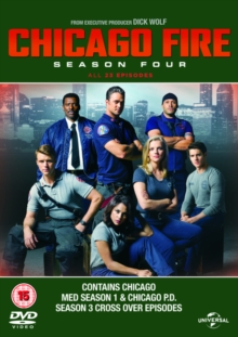 Chicago Fire: Season Four, DVD DVD